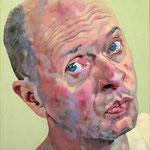 Stocktaking, 120 x 100 cm, acrylic on canvas