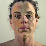 Silja I, 120 x 100 cm, acrylic on canvas