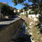 Le ruisseau des Aygalades