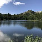 Tour du lac Noir