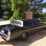 La limousine de 7,80 mètres de Jacky