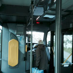 Dans le bus allant à Callelongue