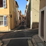 Petite rue du cœur du village