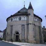 La basilique de Neuve-Saint-Sépulchre