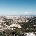 Vue sur Marseille