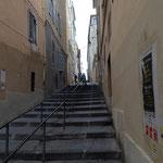 La rue des Accoules