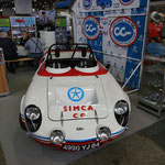 Stand Simca