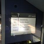 Ne pas louper son arrêt sinon direction Frankfurt !!