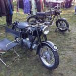 Une BMW plus ancienne