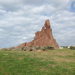 """Le monument Rimbaud représente """"le bateau ivre"""""""