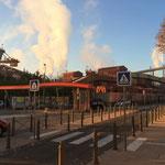 Les usines d'alumine de Gardanne