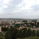 Vue de Martigues depuis le moulin
