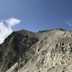 Le sommet est à quelques mètres
