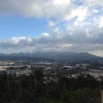 Les hauteurs de Saint Marcel