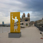 Le musée Regard de Provence et la Major