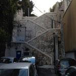 Bel escalier, comme j'en connais un certain nombre à Marseille