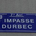 Impasse Durbec