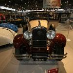 """Le très beau stand """"50 ans de carrosserie Française"""""""
