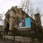 L'église Saint Martin d'Arenc qui sera peut être sauvée ?
