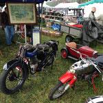 Encore des motos anciennes