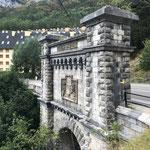 Le tunnel ferroviaire du Somport
