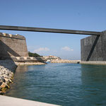 Pont entre le Mucem et le fort Saint Jean