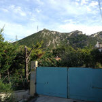 Le mont Saint Cyr