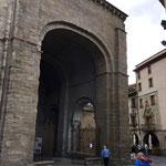La cathédrale de Jaca