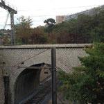 Croisement de voies ferrées
