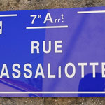 Rue Massaliotte, 156 marches
