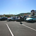 Regroupement au parking de Draguignan