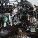 Remise en place du moteur