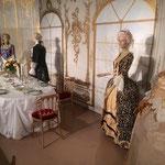 Costumes de la cour de Saint-Pétersbourg