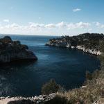 L'embouchure de Port-Miou