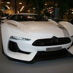 Superbe prototype Citroën