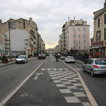La rue Camille Pelletan