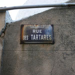 Rue des Tartares