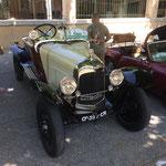 Une Citroën trop ancienne pour mes connaissances