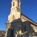 L'église de Sainte Marthe