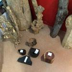 Différents bois utilisés dans la fabrication des manches