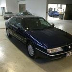 Une autre XM V6 mais berline qui va également être restaurée