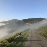 Encore de la brume matinale
