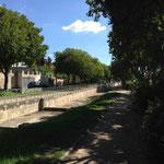Canal de Marseille busé