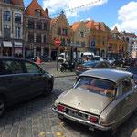 Dans les rues du vieux Lille