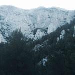 Le massif de Marseilleveyre