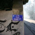 Rue Sabatier