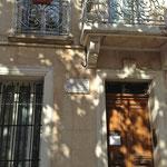 La maison où est né Marcel Pagnol