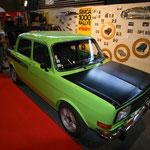 Une Simca 1000