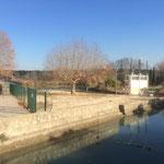 Le barrage de Réaltor