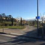 Le parc de la Moline à Montolivet
